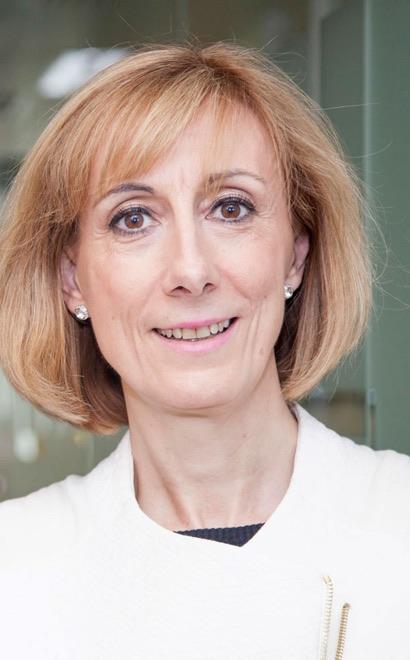 Alicia Sánchez, Directora de Recursos Humanos Altran