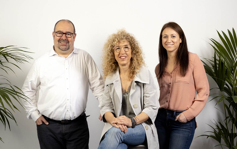 Kainova - Empresas liquidas - Equipo: Carme Castro, Manel Palahí y Ana Pascual